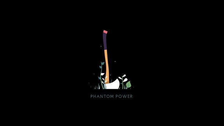 Diagrams 'Phantom Power' by Persistent Persil