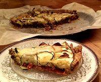 glutenvrije hartige taart