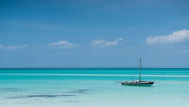 Mozambique - Anantara Medjumbe Island Resort