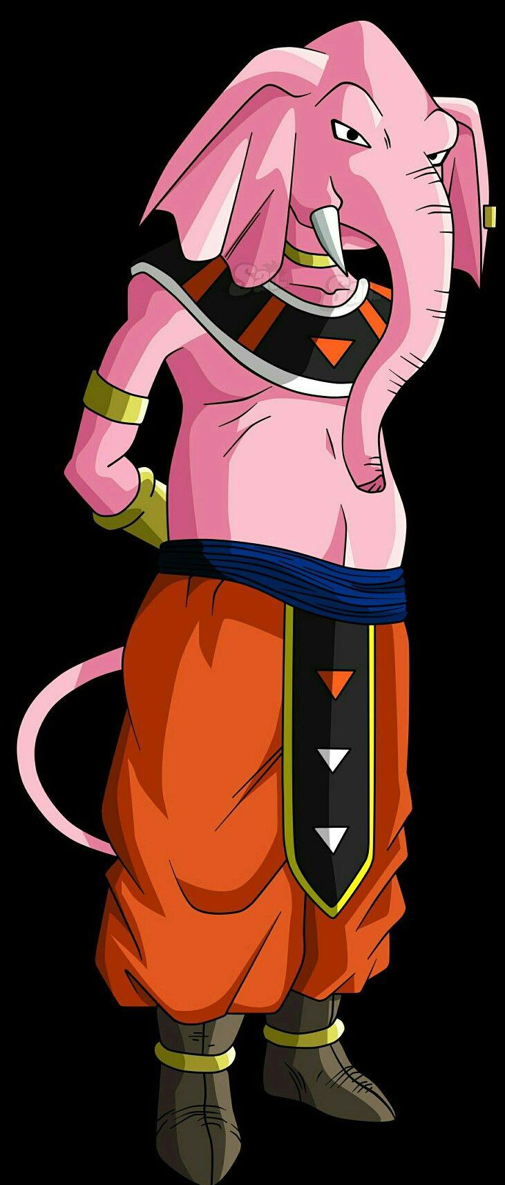 Rumoshi - Dios de la destrucción del Universo 10 -DRAGÓN BALL SUPER