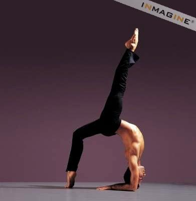 Male ballet dancer body type
