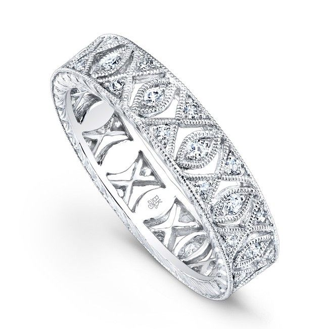 89 best 15th anniversary images on Pinterest Wedding bands