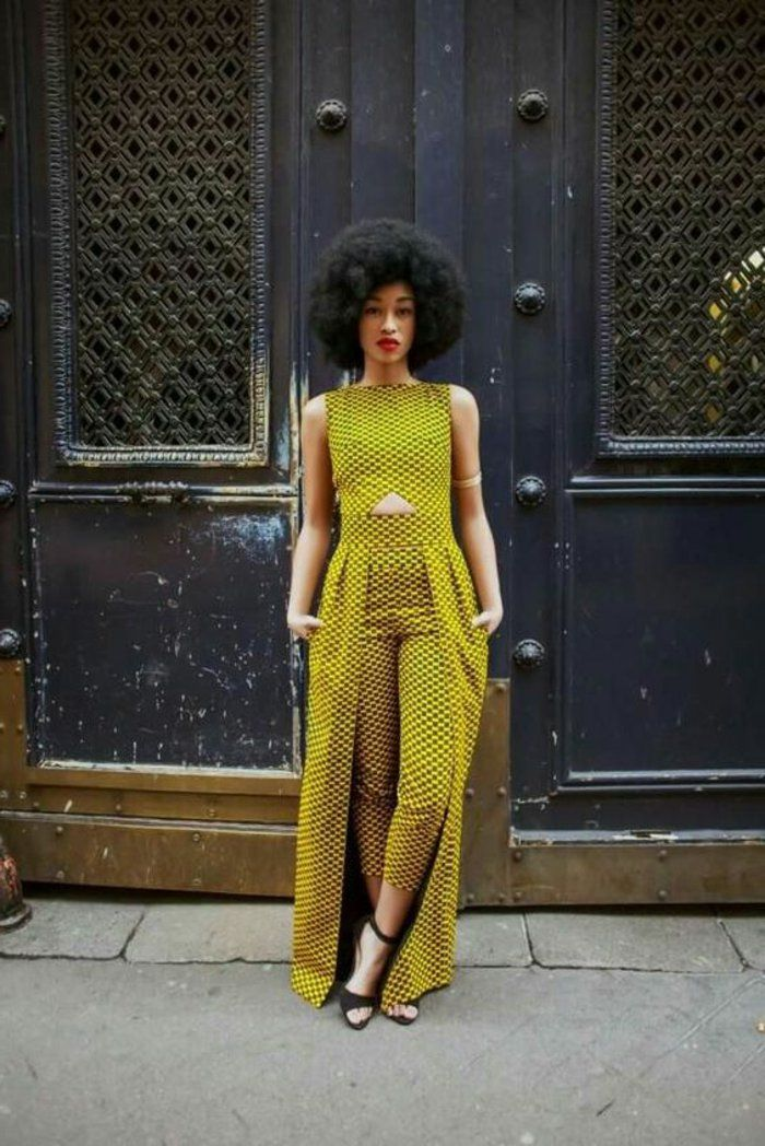1001 exemples de couture africaine chic de nos jours cheveux africains tenue africaine et. Black Bedroom Furniture Sets. Home Design Ideas