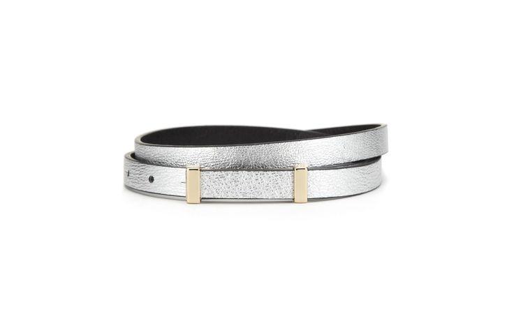 Skinny Waisted Belt, £35, Whistles
