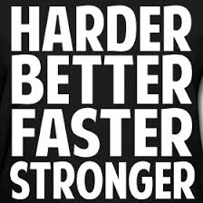 Kanye West - Stronger  I'm no Kanye fan, but this is the best workout song ever.