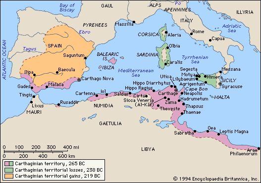 Location of Hippo Regius Augustine of Hippo Pinterest Carthage