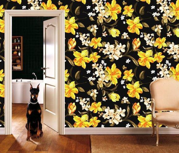 Frete grátis para todo Brasil    Papel de parede vinílico, produzido em vinil decorativo auto adesivo, impressão digital, acabamento fosco.    Medida:  Rolo de 2,50cm x 0,58cm de R$ 199,90 por R$ 149,90  Meça sua parede e compre quantos rolos precisar    Papel de Parede para decorar sua casa!    Suas paredes ficarão incríveis e seus ambientes renovados em instantes!  Uma opção muito versátil e inovadora para a decoração cozinhas, quartos, salas...é sim o papel de parede? Esse revestimento…