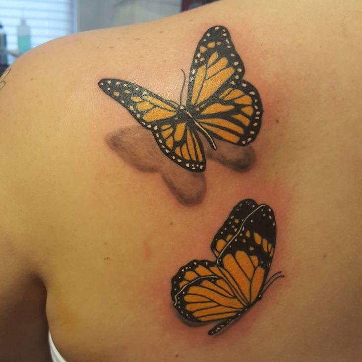best 25 monarch tattoo ideas on pinterest butterfly tattoos unique butterfly tattoos and. Black Bedroom Furniture Sets. Home Design Ideas