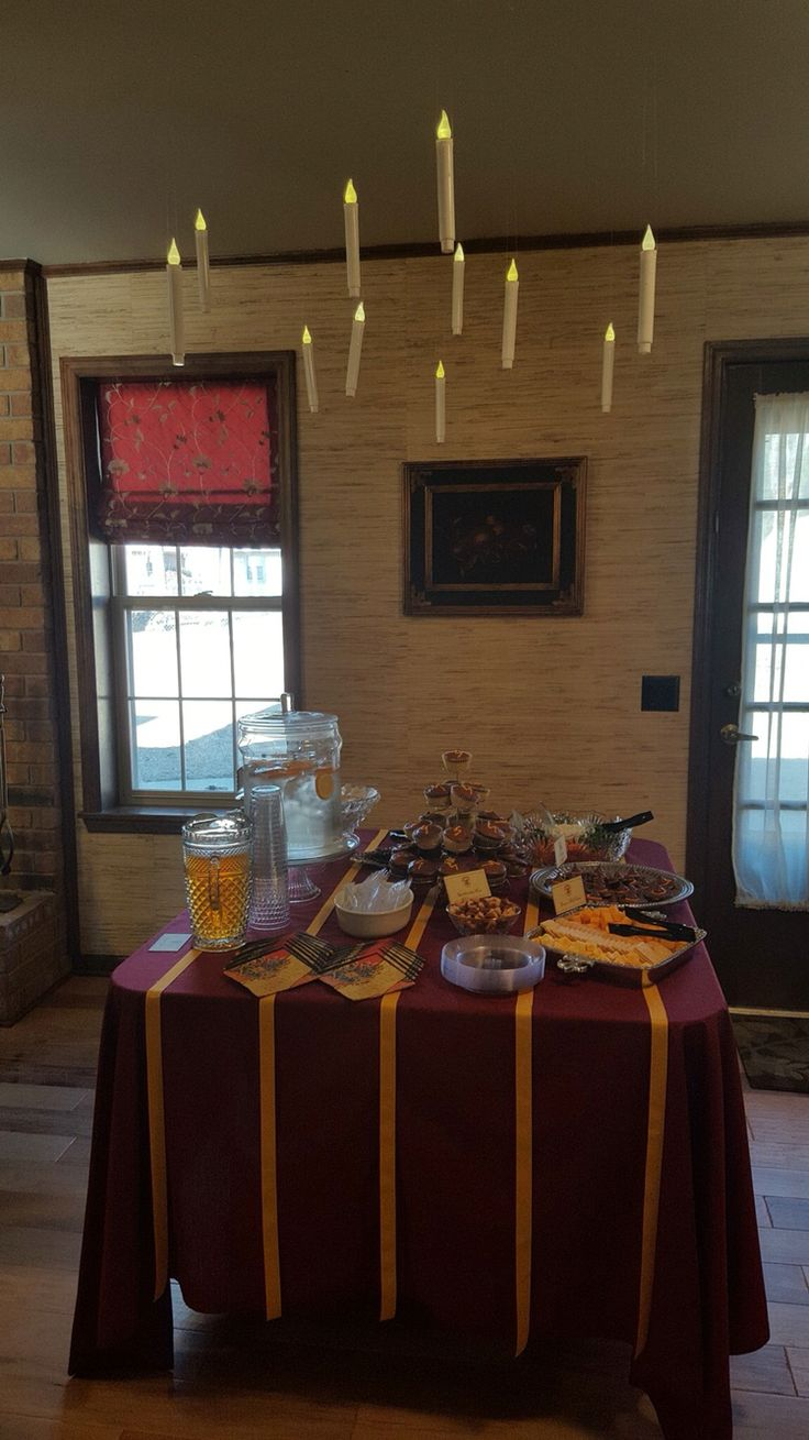 Harry Potter Baby Shower!                                                                                                                                                                                 More