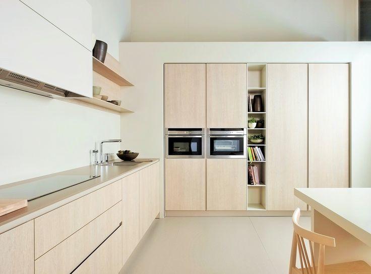 Mejores 14 imágenes de COCINAS en Pinterest   Acero, Cocina de y Cocinas