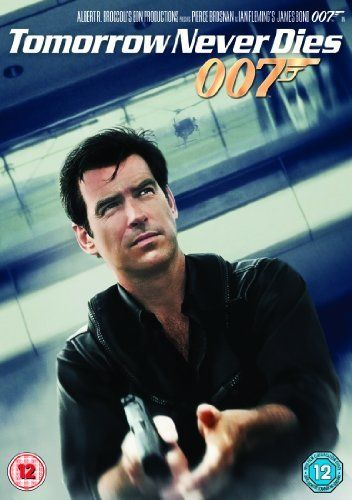 Tomorrow Never Dies [DVD] [1997] DVD ~ Pierce Brosnan, http://www.amazon.co.uk/dp/B008OEYA0A/ref=cm_sw_r_pi_dp_e3NJsb0TN6AAA