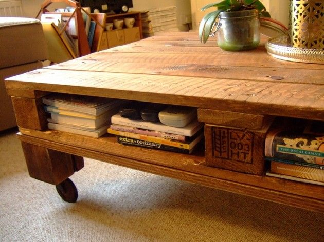 Upcycling (14 Pics)wooden pallets