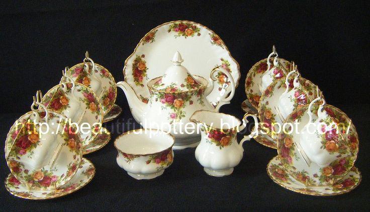 royal albert collection