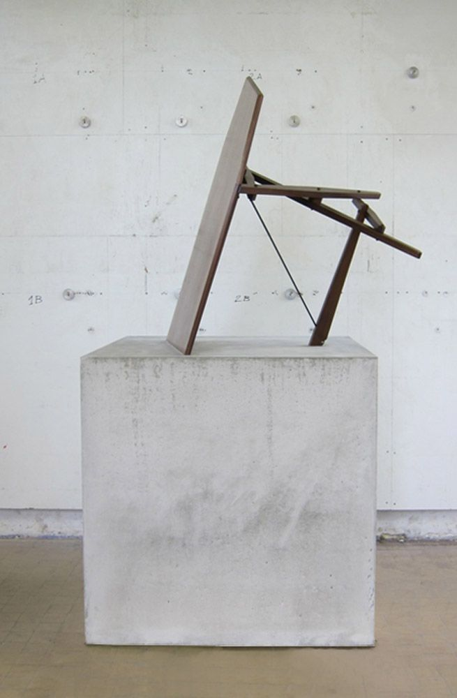 Piero Golia  Untitled (or Regrets are excuses for people who have failed), 2012