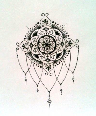 15 best Lace Patterns images on Pinterest | Mandalas, Tattoo ...