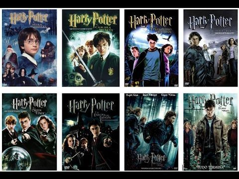 Universal Orlando Movie Ride Inspiration: Harry Potter Movies #harrypotter #universalorlando #movies #universalstudios