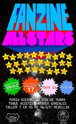 ¡Fanzine All Stars!