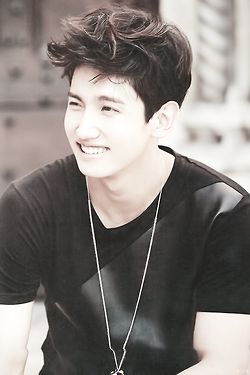 Shim changmin and for a glance there i thought of jaejoong