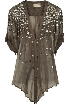 Beautiful blouse from Elizabeth and James