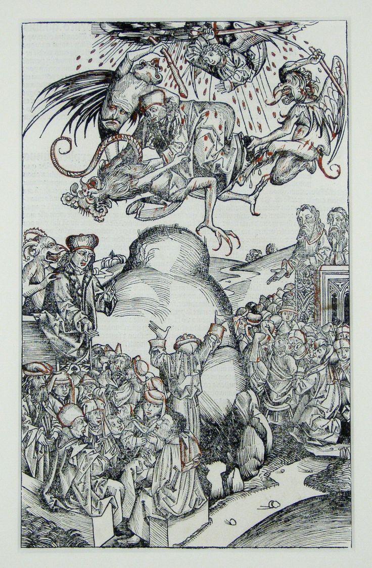 Hans Wolgemut, woodcut