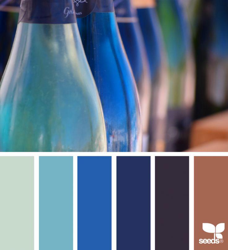 Bottled Hues | design seeds | Bloglovin'
