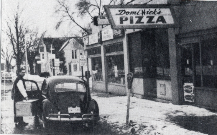Tom Monaghan, founder of Domino's Pizza, began with just ...