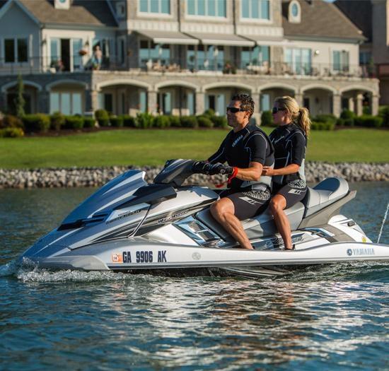 Yamaha WaveRunners - FX Cruiser HO
