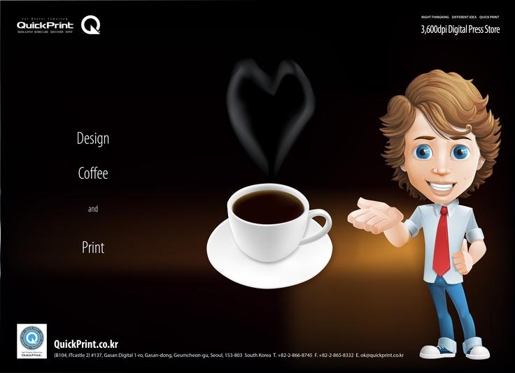 Design Coffee and Print