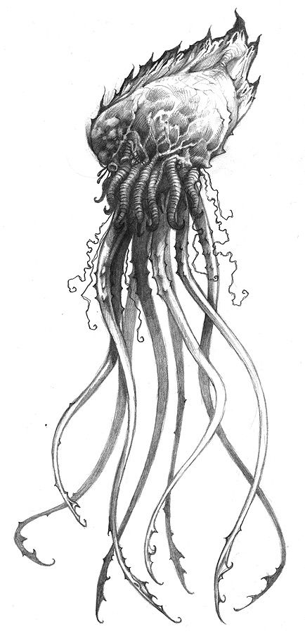 42 best Realistic Jellyfish Tattoos images on Pinterest ...  42 best Realist...