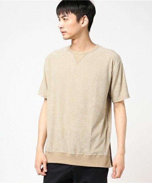 【ZOZOTOWN|送料無料】Audience(オーディエンス)のTシャツ/カットソー「コットンパイルオーバーサイズ半袖Tシャツ カットソー」(AUD1882)を購入できます。