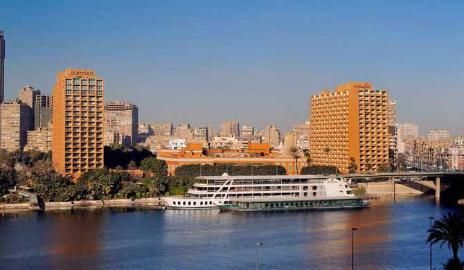 Cairo Marriott Hotel & Omar Khayyam Casino Rising majestically above the Zamalek district, surrounded by six acres of lush palace gardens, the Cairo Marriott Hotel & Omar Khayyam Casino is a remarkable destination for business and leisure... #Hotel  #Travel #Backpackers #Accommodation #Budget