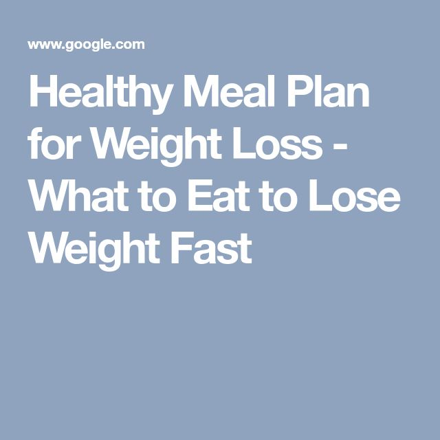 Healthy foods for stomach weight loss
