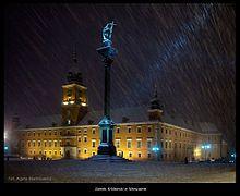 Castello Reale di Varsavia Polonia- Wikipedia