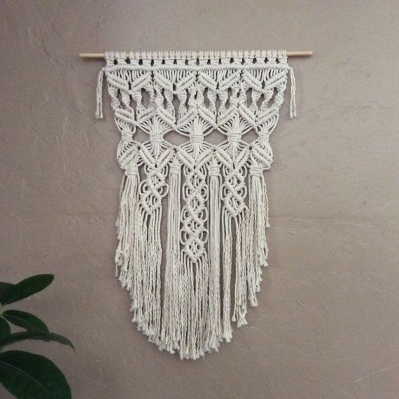 jordan 6 rings venom green release First designs are always special  and this was my very first   I created this beautiful Macrame Wall Hanging to be hung outside as Garden Art or