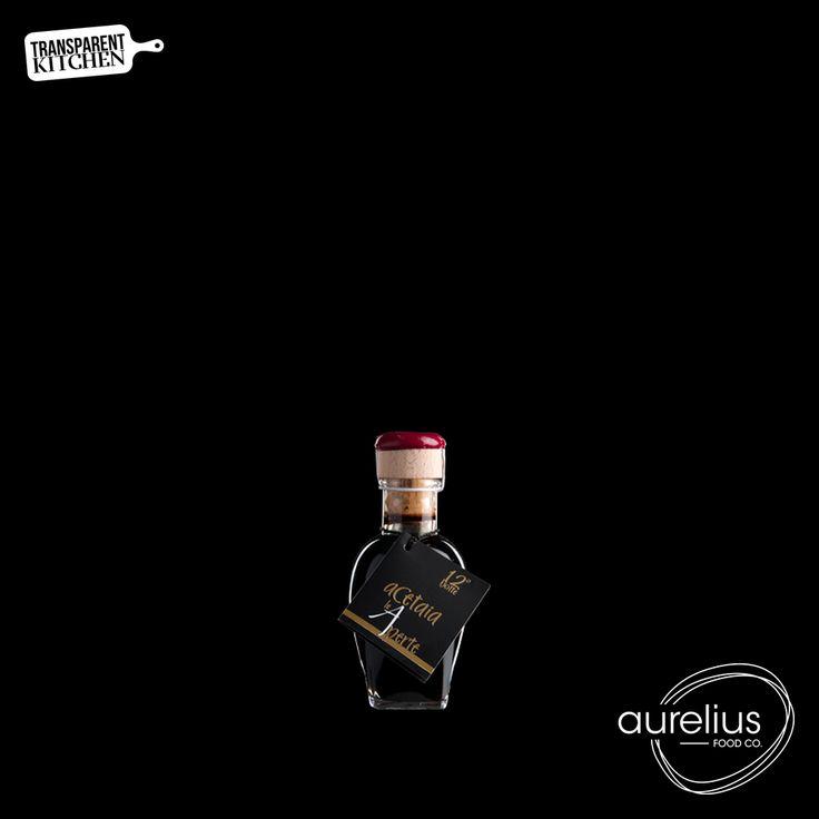 Aurelius Food Co. - Balsamic Vinegar - Acetaia le Aperte 12 years | Transparent Kitchen
