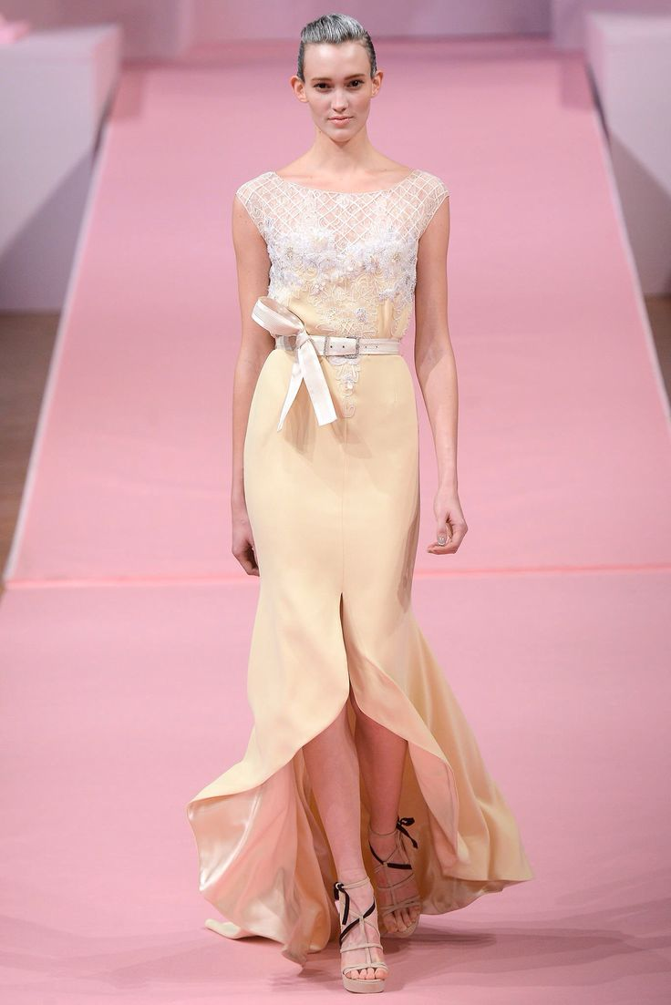 Alexis Mabille - Spring 2013 Couture