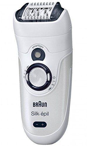 Braun Silk Epil 7Épilateur 531, avec tondeuse bikini