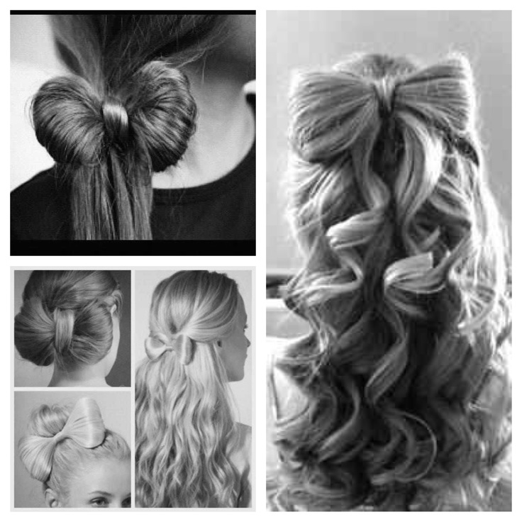 best 25 bow hairstyles ideas on pinterest bow hairstyle