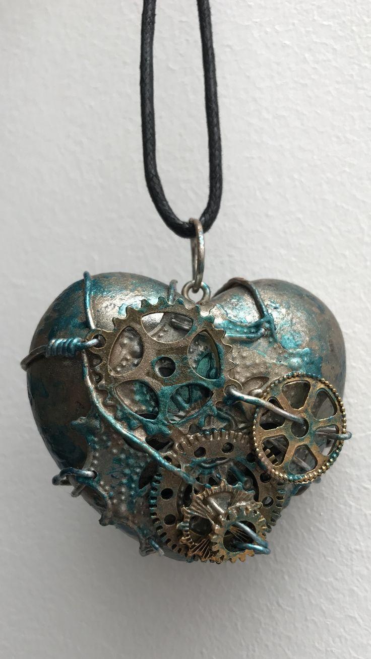 639 besten Steampunk Necklace Bilder auf Pinterest