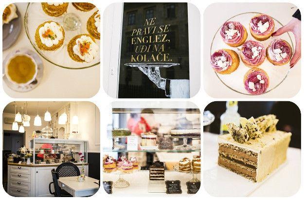 Uz prepoznatljive britanske slastice, možete iskušati i neodoljive slatke kreacije kao što su Baileys Cheesecake, popularna torta Sherlock ili pak fine tortice s mrkvom