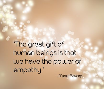 Empathy is the ability to put yourself in the other person's shoes without becoming emotionally involved. It will impact your sales, your expenses and your profitability!  www.TACfocus.com  |  www.TACresults.com