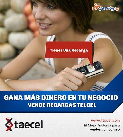 Gana más dinero en tu negocio #recargas #recargastelcel #celular #tecel