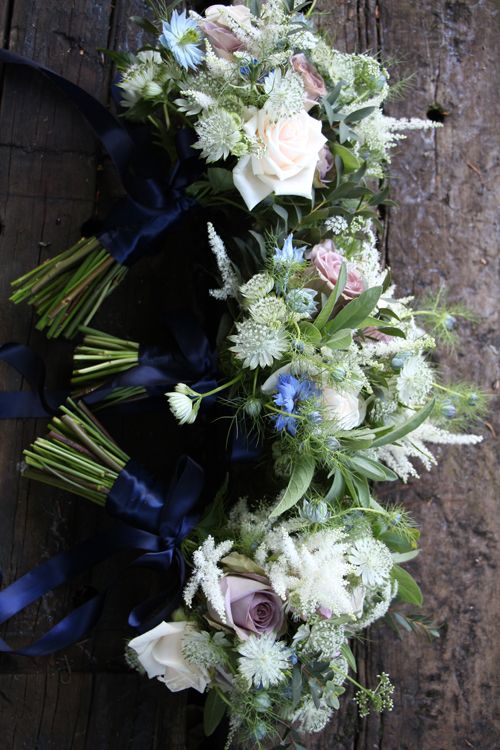 Florist Friday: Interview with Lindsey Kitchin of The White Horse Flower Company