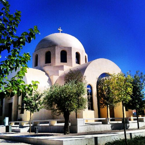 #Vouliagmeni #Orthodox #church