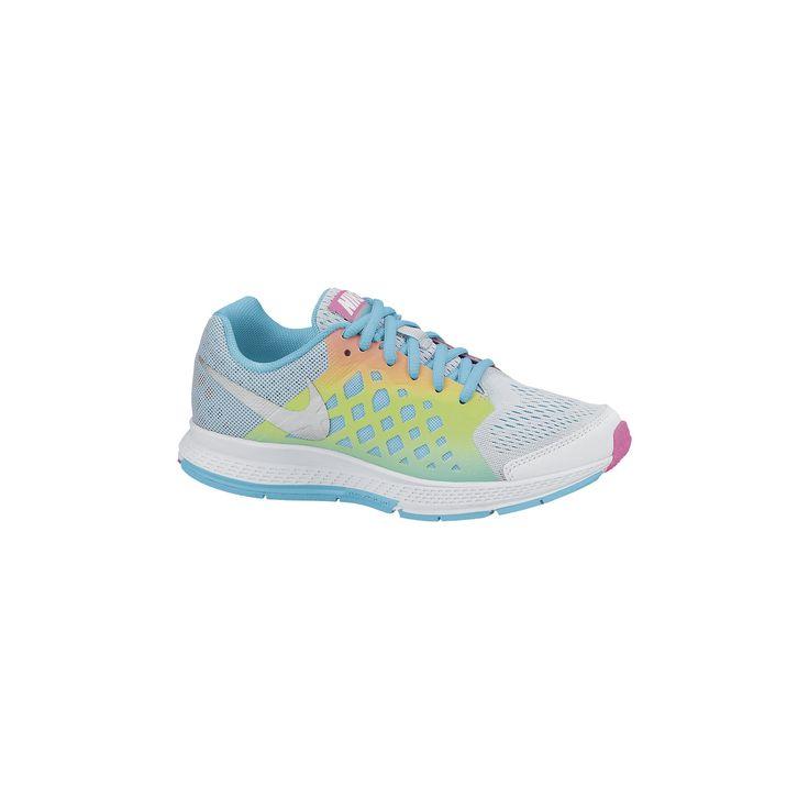 Nike Air Zoom Pegasus 31 to but biegowy dla dziewcząt stanowiący nową wersję klasycznego modelu, teraz z niskoprofilową podeszwą gwarantującą naturalne czucie plus płynne przetaczanie stopy. Lekka cholewka z siateczki mesh oraz bezszwowe panele zapewniają oddychalność i poczucie komfortu od startu do linii mety.
