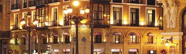 Hotel con encanto en Bilbao. Petit Palace Arana.