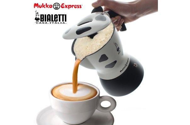 Kawiarka BIALETTI MUKKA Cappuccino 440 ml 2 tz