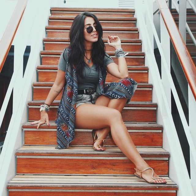 {STAIRS}✌️⚓️ look de hoje by @zincooficial #ootd #fashioncruise #NahEJadeOFFTOCruise