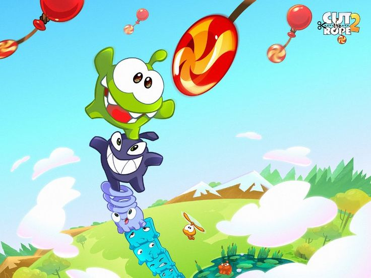 Download Game Cut The Rope Gratis