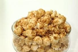 süßes Popcorn wie im kino